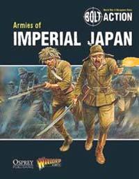 Bolt Action: Armies of Imperial Japan (SC)