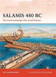 Salamis 480 BC