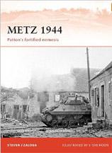Metz 1944 - Osprey