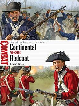 Continental Versus Redcoat: American Revolutionary War