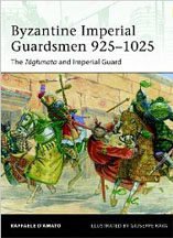 Byzantine Imperial Guardsmen 925-1025 - Osprey