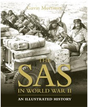 The SAS in World War II: An Illustrated History HC