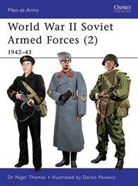World War II Soviet Armed Forces (2): 1942-43
