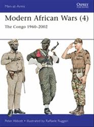 Modern African Wars 4: Congo Wars 1960-02