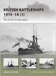 British Battleships 1914-18(1)