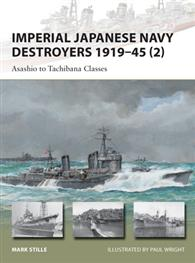 Imperial Japanese Navy Destroyers 1919?45 (2)