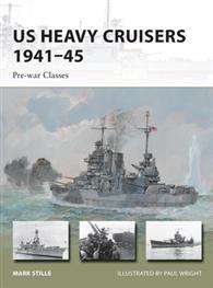 US Heavy Cruisers 1941-45: Pre-War Class