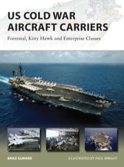 US Cold War Aircraft Carriers - Osprey