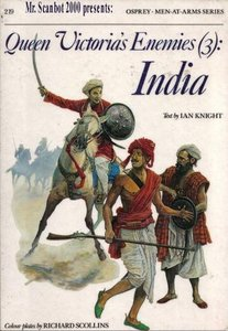 Queen Victorias Enemies (3): India - Used