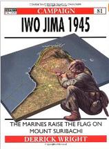 IWO JIMA 1945: The Marines Raise the Flag on Mount Suribachi - Used
