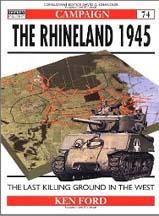 The Rhineland 1945 - Used