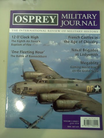 Osprey Military Journal: Vol 2 Issue 1