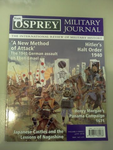Osprey Military Journal: Vol 2 Issue 3