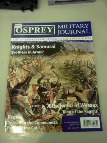 Osprey Military Journal: Vol 2 Issue 6