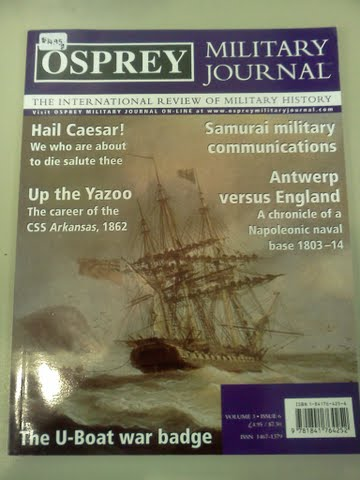 Osprey Military Journal: Vol 3 Issue 6