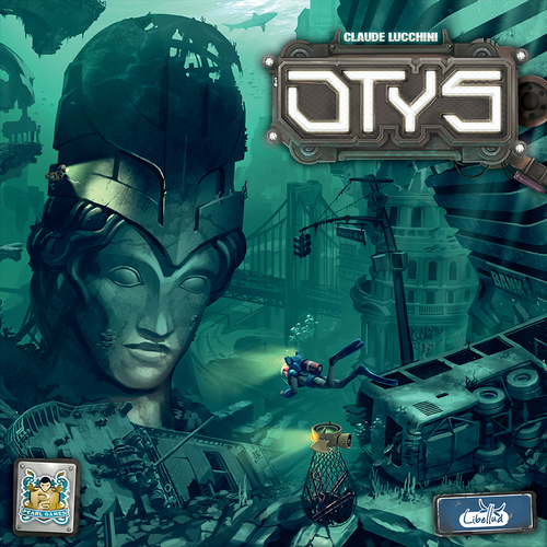 Otys Board Game - USED - By Seller No: 5880 Adam Hill