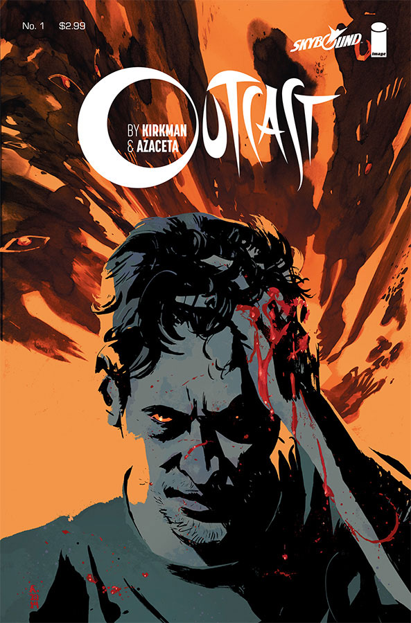 Outcast no. 1 (MR)(2014)(First Printing)  - Used