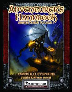 Adventurers Handbook: Genius Guide Vol 1 (Pathfinder Compatible) - Used