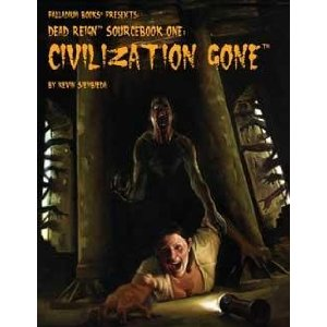 Dead Reign: Civilization Gone - Used