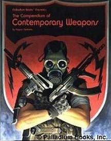 The Compendium of Contemporary Weapons - Used