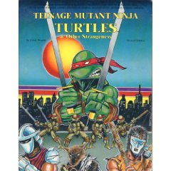Teenage Mutant Ninja Turtles and Other Strangeness Revised Edition - Used