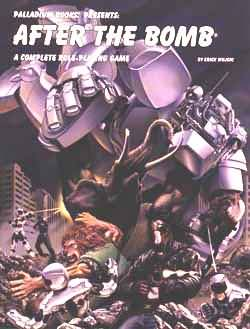 Palladium Fantasy RPG: After the Bomb 2nd ed - Used