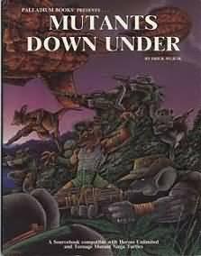 Mutants Down Under - Used