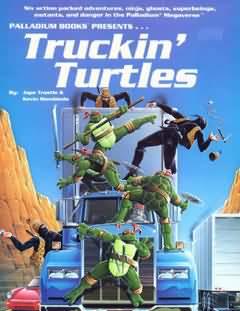 Truckin Turtles - Used
