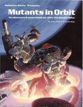 Rifts: Mutants in Orbit - Used
