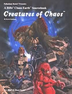 Rifts: Creatures of Chaos - Used