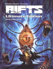 Rifts Ultimate Edition Hard Cover - Used