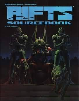 Rifts: Sourcebook (Original) - Used