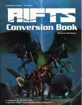 Rifts: Conversion Book One - Used