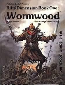 Rifts: Wormwood - Used
