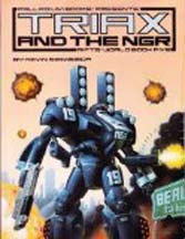 Rifts 1st ed: Triax and the NGR - Used