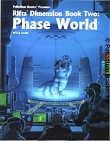 Rifts: Phase World - Used