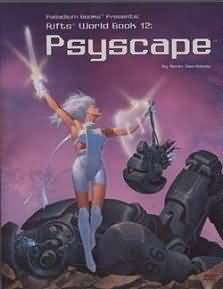Rifts: Psyscape - Used