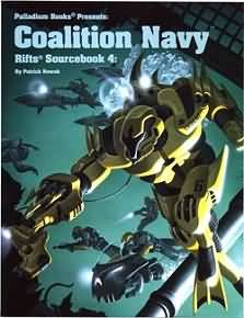 Rifts: Coalition Navy - Used