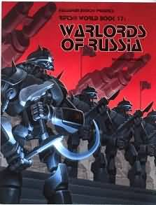 Rifts: Warlords of Russia - Used