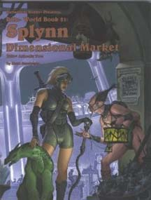 Rifts: Splynn Dimensional Market - Used
