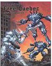 Rifts: Free Quebec - Used