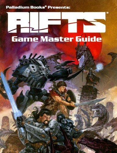 Rifts 2nd ed: Game Master Guide - Used