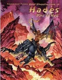 Rifts: Hades Pits of Hell - Used