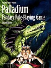 Palladium Fantasy Role-Playing Game 2nd Ed - Used