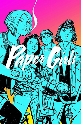 Paper Girls: Volume 1 TP