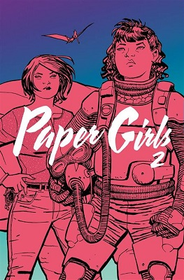 Paper Girls: Volume 2 TP