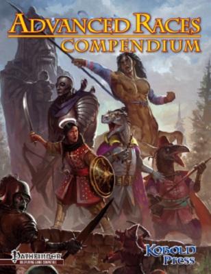 Pathfinder: Advanced Races Compendium (Kobold Press)