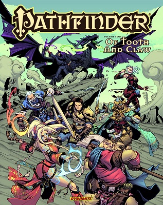 Pathfinder: Volume 2: Tooth and Claw HC