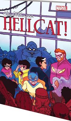 Patsy Walker AKA Hellcat: Volume 3: Careless Whiskers TP