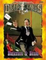 Deadlands: Hucksters and Hexes - Used